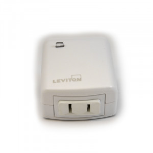 LEVITON Decora Smart Wi-Fi Plug-in Dimmer, Dimmable LED and CFL loads up to 100W