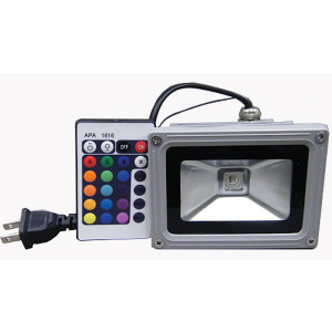 ELYSSA 30 Watt Weatherproof RGB LED Floodlight