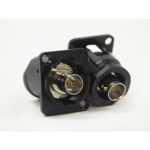 SWITCHCRAFT EH Series 75 Ohm BNC F/F Panel Mount