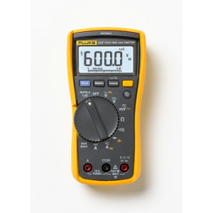 FLUKE 117 Electrician's Digital Multimeter