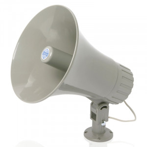 ATLAS Re-entrant Horn Loudspeaker with 25V/70.7V 30 Watt Transformer