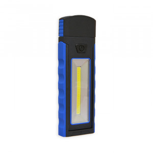 GO GREEN LED Multifunction Flashlight with 4 AA Batteries