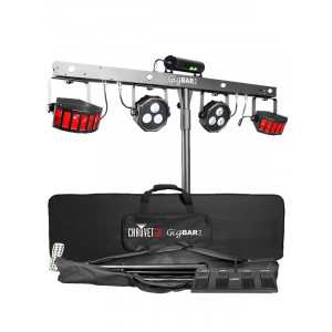 CHAUVET DJ Pack-n-Go Lighting System