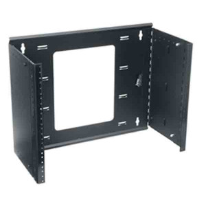 MIDDLE ATLANTIC 6U Adjustable Depth Hinged Panel Wall Moun