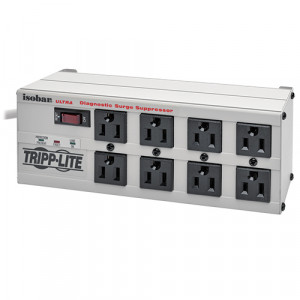 Tripplite Isobar 8-Outlet Surge Protector 25ft