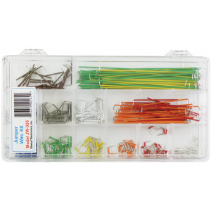 ELENCO Pre-formed Jumper Wire Kit 350pcs