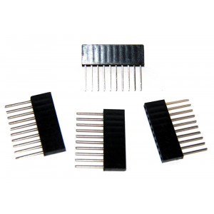 OSEPPArduino Stackable Header 10 Pin 4pcs