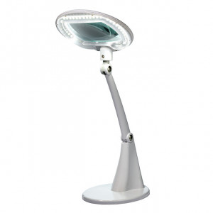ECLIPSE LED Desk Magnifying Lamp 1.75X