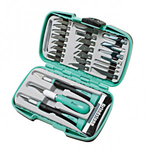 ECLIPSE 30 Piece Deluxe Hobby Knife Set