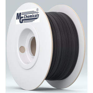 MG CHEMICALS 1.75mm PLA 3D Printer Filament 1kg Black