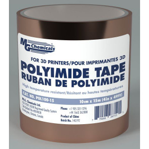 MG Polymide Tape 10cm x 15m (4in x 49ft)