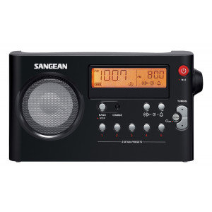 SANGEAN Portable Digital Tuning Radio Receiver