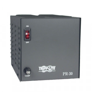 TRIPPLITE 13.8VDC 30-Amp Precison Power Supply