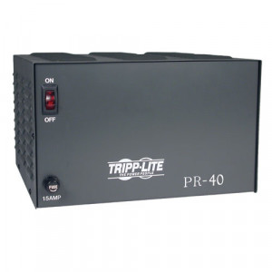 TRIPPLITE 13.8VDC 40-Amp Precison Power Supply