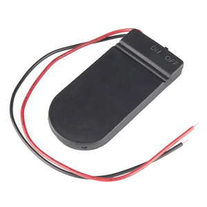 SPARKFUN Coin Cell Battery Holder for 2xCR2032
