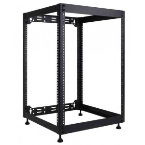 "OMNIMOUNT 19"" Open Rack Frame Floor or Wall Mount"