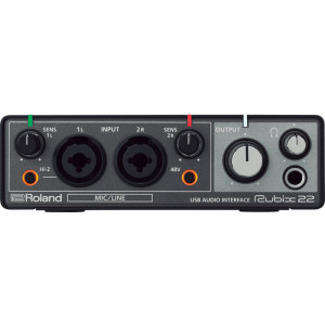 ROLAND USB Audio Interface 2X2