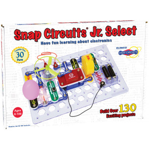 ELENCO Snap Circuits Jr Select 130 Experiments