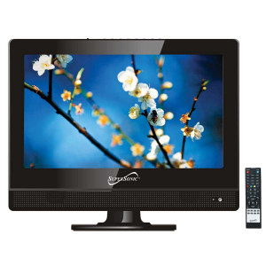 """SUPERSONIC 13"""" LED TV"""