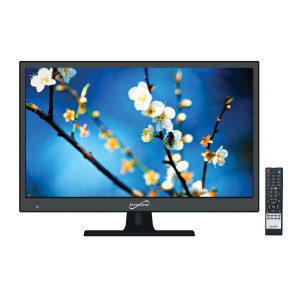 "SUPERSONIC 15"" LED TV"
