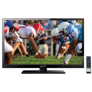 "SUPERSONIC 19"" LED TV"
