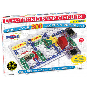 ELENCO Snap Circuits 300 Experiments