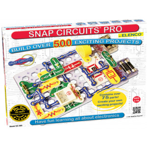 ELENCO Snap Circuits 500 Experiments