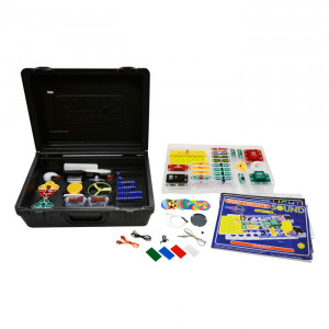 ELENCO Snap Circuits Deluxe Sound & Light Combo