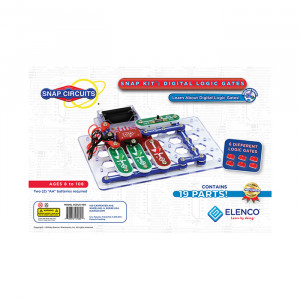 ELENCO Snap Circuits Understanding Logic Gates