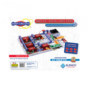 ELENCO Snap Circuits Understanding Logic Gates and Circuits