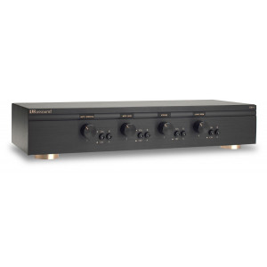 RUSSOUND Dual Source Four-Pair Speaker Selector with Volume Control
