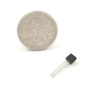 SPARKFUN One Wire Digital Temperature Sensor
