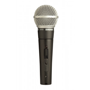 SHURE SM58 Dynamic Mic with On-Off Switch