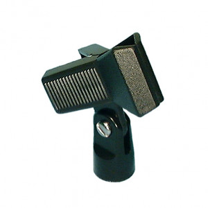 "PHILMORE Adjustable Mic Holder for 5/8"" to 1-3/8"" Mics"