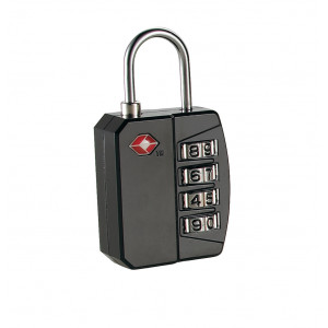 CONAIR Travel Smart 4-Dial Combination Lock