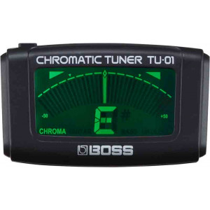 BOSS Clip-On Chromatic Tuner