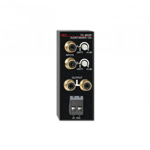 RDL Audio Mixer and Distribution Amplifier