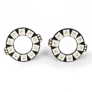VELLEMAN Small Brightdot Circle LED 2-Pack