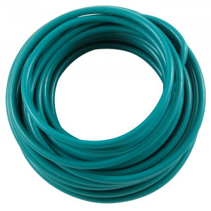 NTE Hook-up Wire 10 AWG Stranded 10ft Green