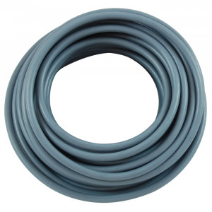 NTE Hook-up Wire 12 AWG Stranded 15ft Gray