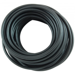 NTE Hook-up Wire 14 AWG Stranded 20ft Black