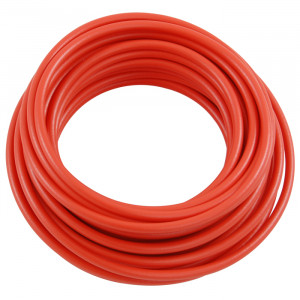 NTE Hook-up Wire 14 AWG Stranded 20ft Orangew