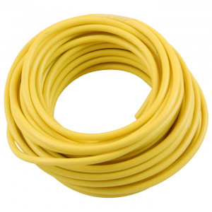 NTE Hook-up Wire 14 AWG Stranded 20ft Yellow