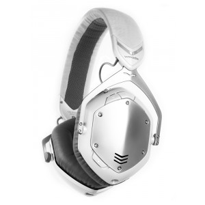 ROLAND V-Moda Crossfade Wireless Headphones White Silver