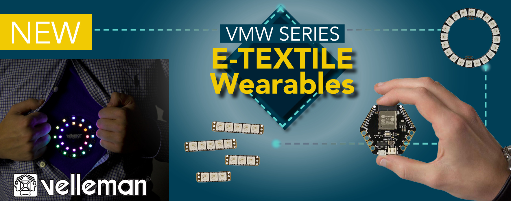 vmw series weareables
