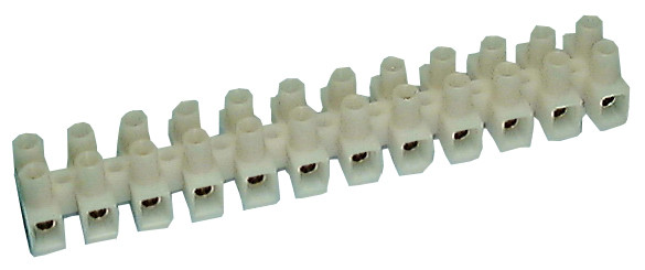 PHILMORE Euro Style Barrier Strip 35amp