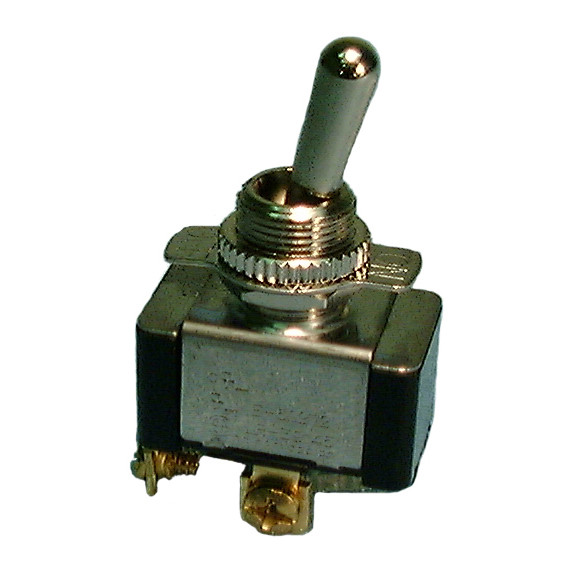 PHILMORE SPDT On-On Heavy Duty Toggle Switch