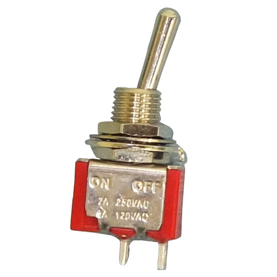 PHILMORE SPST On-Off Mini Toggle Switch