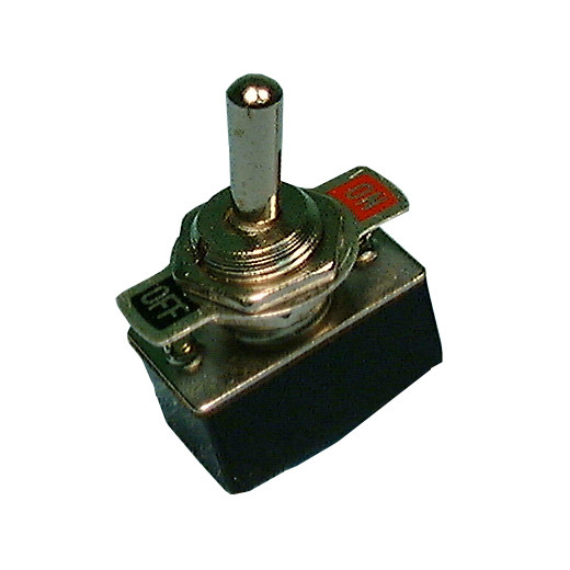 PHILMORE SPST On-Off Bat Handle Toggle Switch