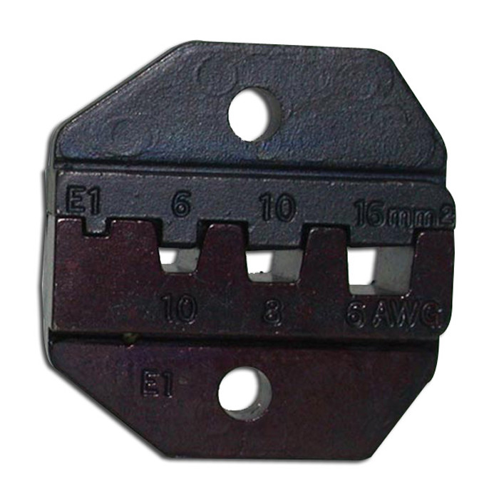 ECLIPSE Lunar Series Die Set for Wire Ferrules 6-10 AWG